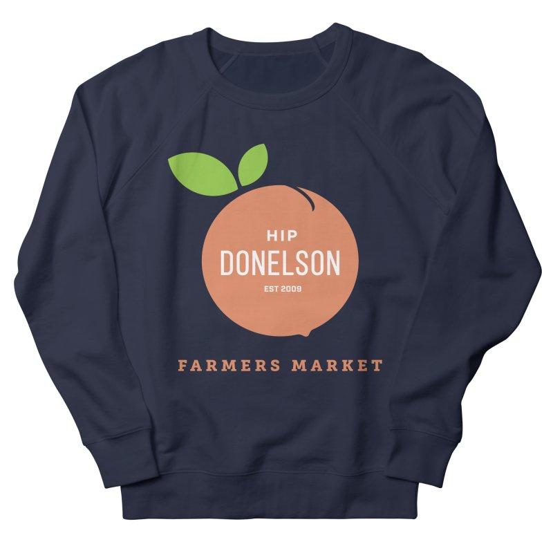Farmers Market Logo Men's French Terry Sweatshirt by Hip Donelson Farmers Market