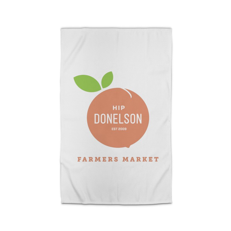 Farmers Market Logo Home Rug by Hip Donelson Farmers Market