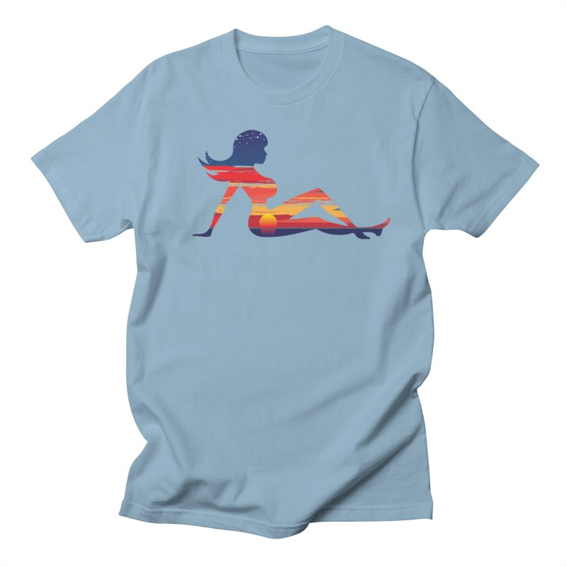 Sky Porn Men's T-Shirt by hipsterzero's Artist Shop