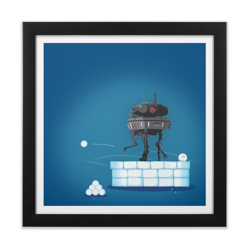Laid Off Home Framed Fine Art Print by hipsterzero's Artist Shop