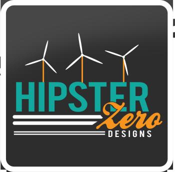 hipsterzero's Artist Shop Logo