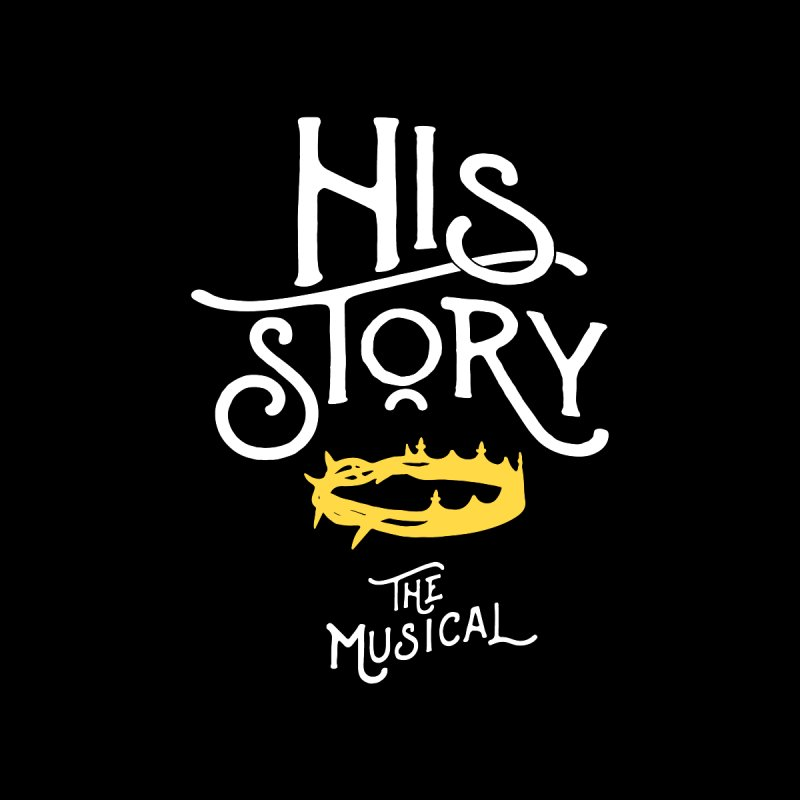 His Story Official Logo Accessories Mug by His Story The Musical - Merch