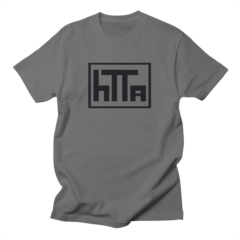 HTTA logo Men's T-Shirt by Hi Top Athletics