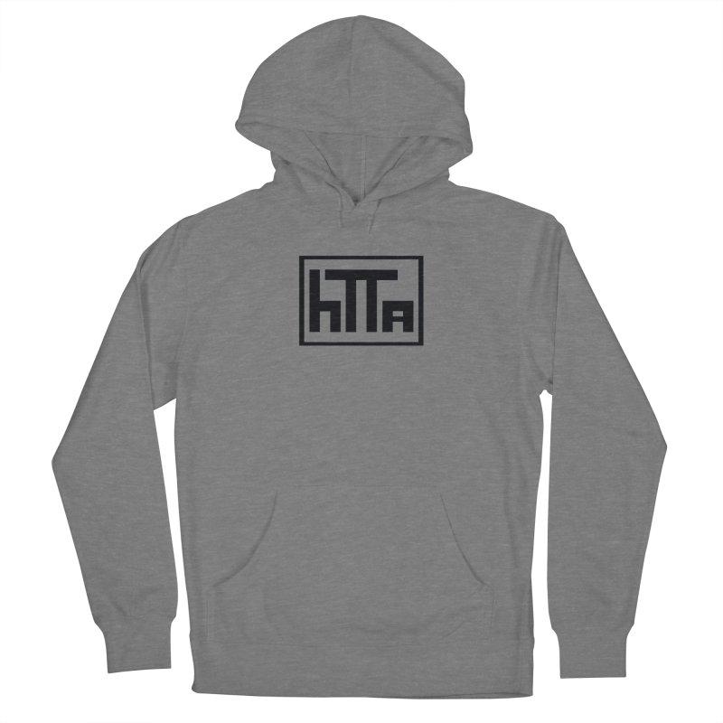 HTTA logo Men's Pullover Hoody by Hi Top Athletics