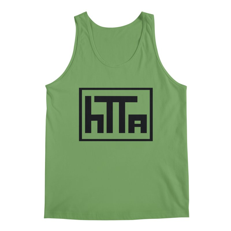 HTTA logo Men's Tank by Hi Top Athletics
