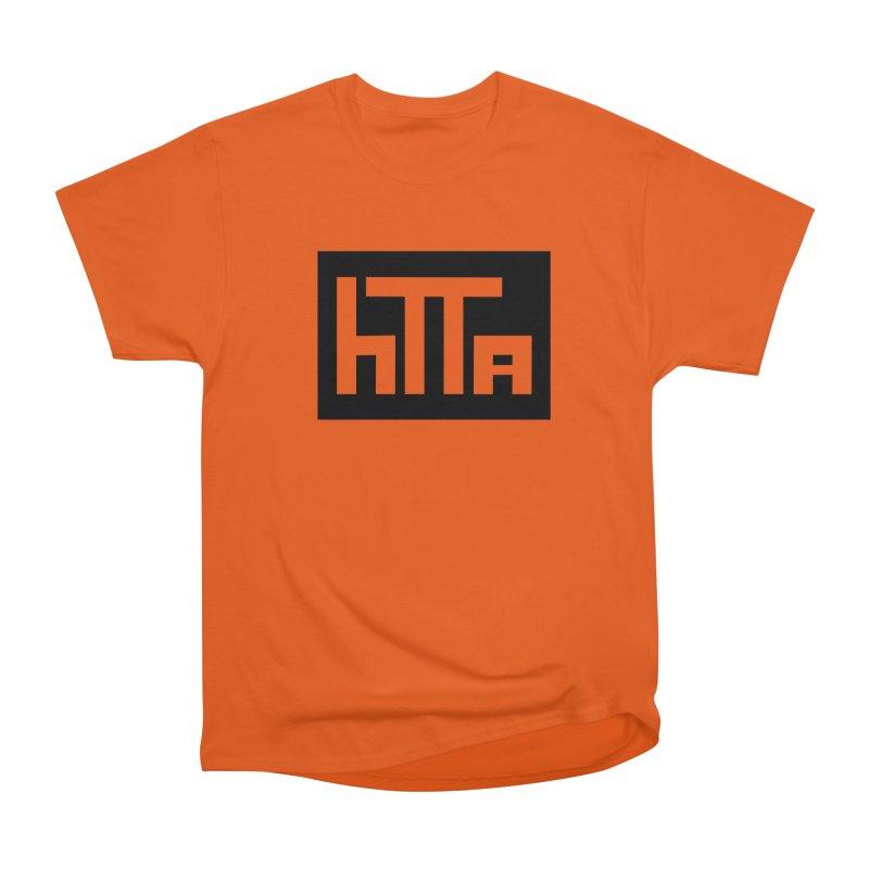 Hi-Top Logo Men's T-Shirt by Hi Top Athletics