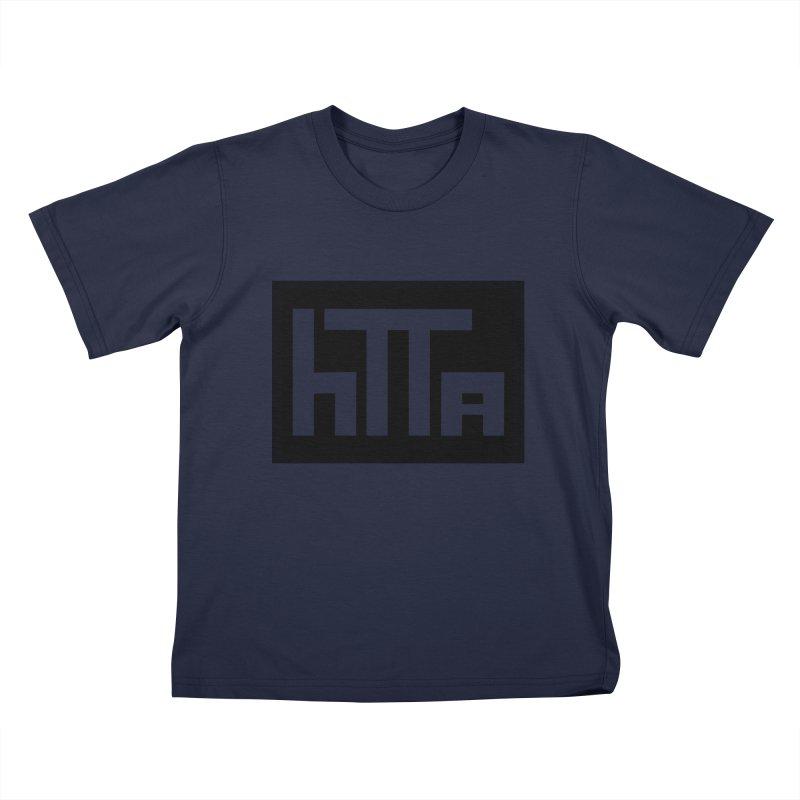 Hi-Top Logo Kids T-Shirt by Hi Top Athletics