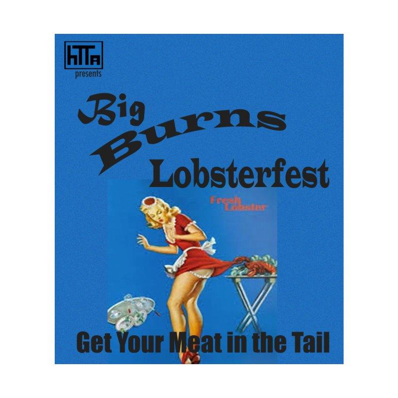 Lobsterfest Men's T-Shirt by Hi Top Athletics