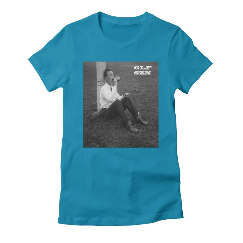 GLF SZN Women's T-Shirt by Hi Top Athletics