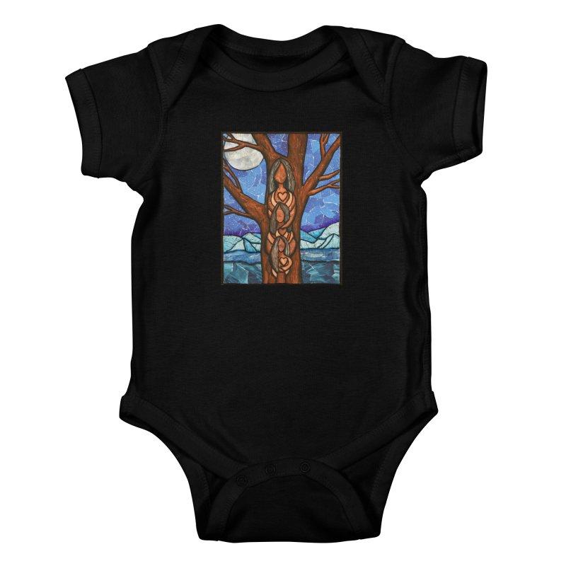 Generations Kids Baby Bodysuit by HM Artistic Creations Artist Shop