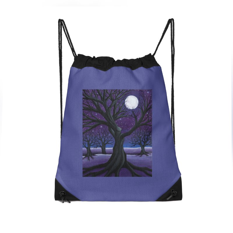 Winter Accessories Bag by HM Artistic Creations Artist Shop