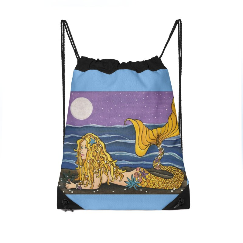 Mermaid Accessories Bag by HM Artistic Creations Artist Shop