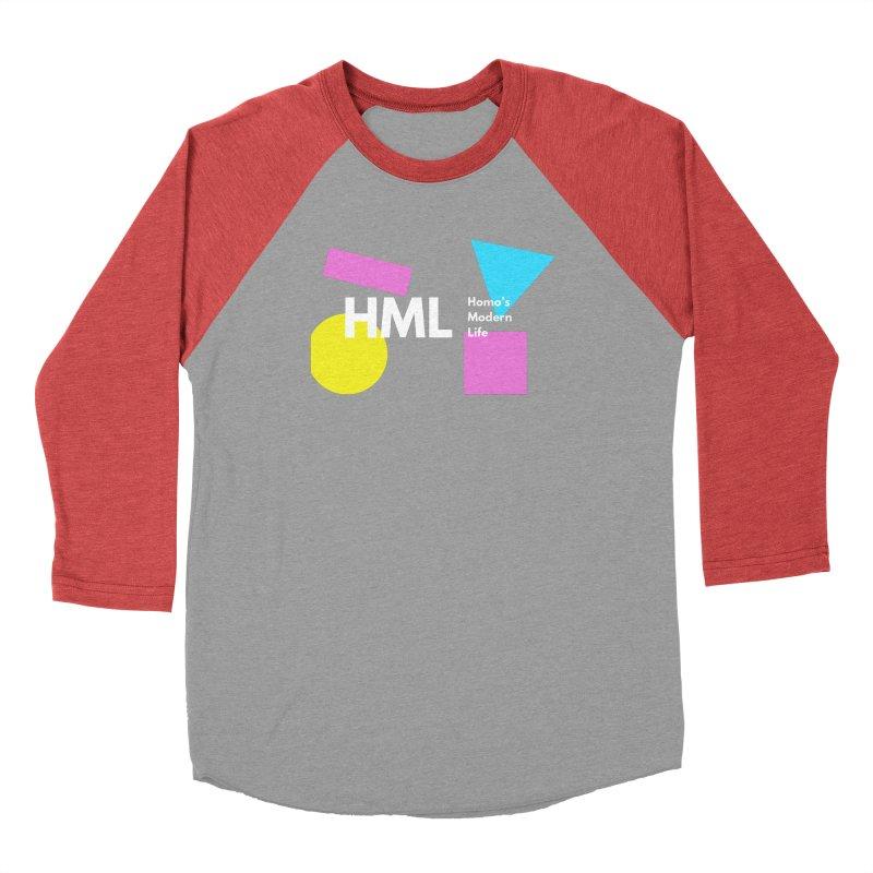 HML 2020 Logo Men's Longsleeve T-Shirt by Homo's Modern Life