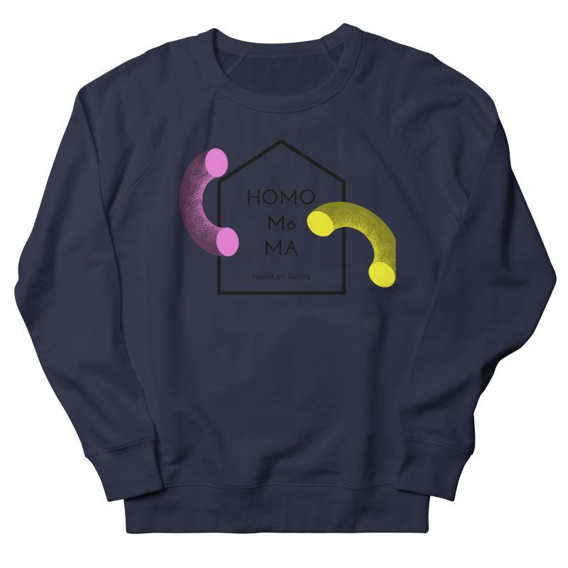 The HOMO MoMA Men's Sweatshirt by Homo's Modern Life