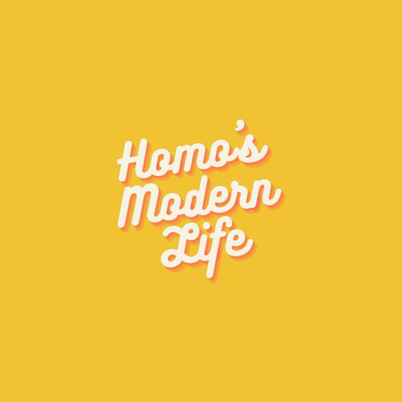 HML Soft Style Men's T-Shirt by Homo's Modern Life