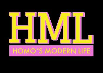 Homo's Modern Life Logo
