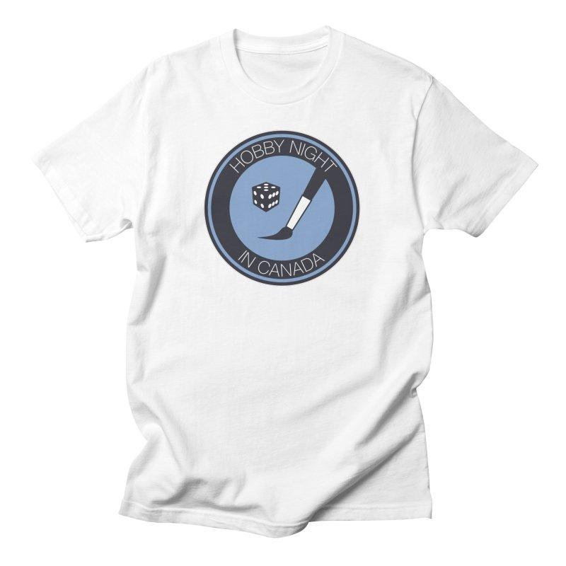 Hobby Night Logo Women's T-Shirt by Hobby Night in Canada Podcast