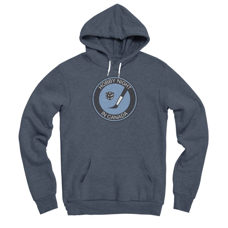 Hobby Night Logo - BOLD Women's Pullover Hoody by Hobby Night in Canada Podcast