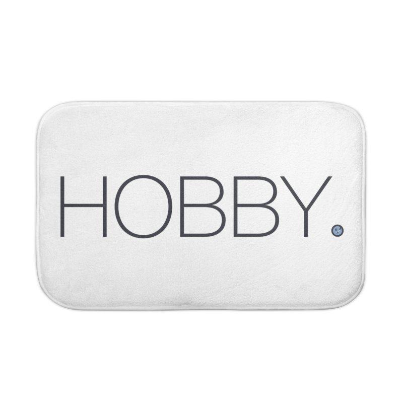 HOBBY. Home Bath Mat by Hobby Night in Canada Podcast