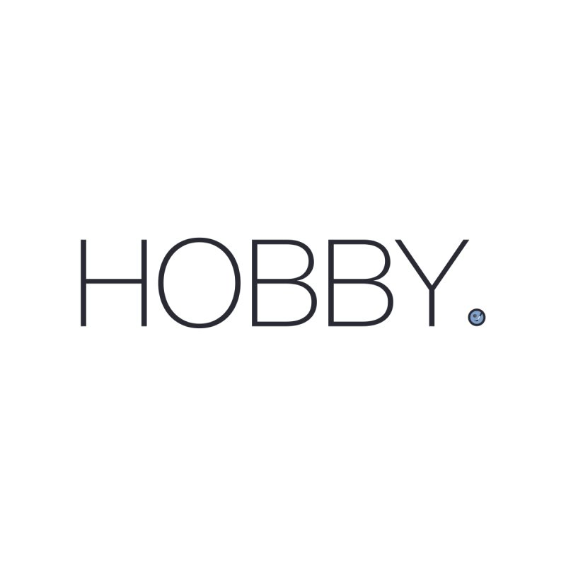 HOBBY. Home Throw Pillow by Hobby Night in Canada Podcast