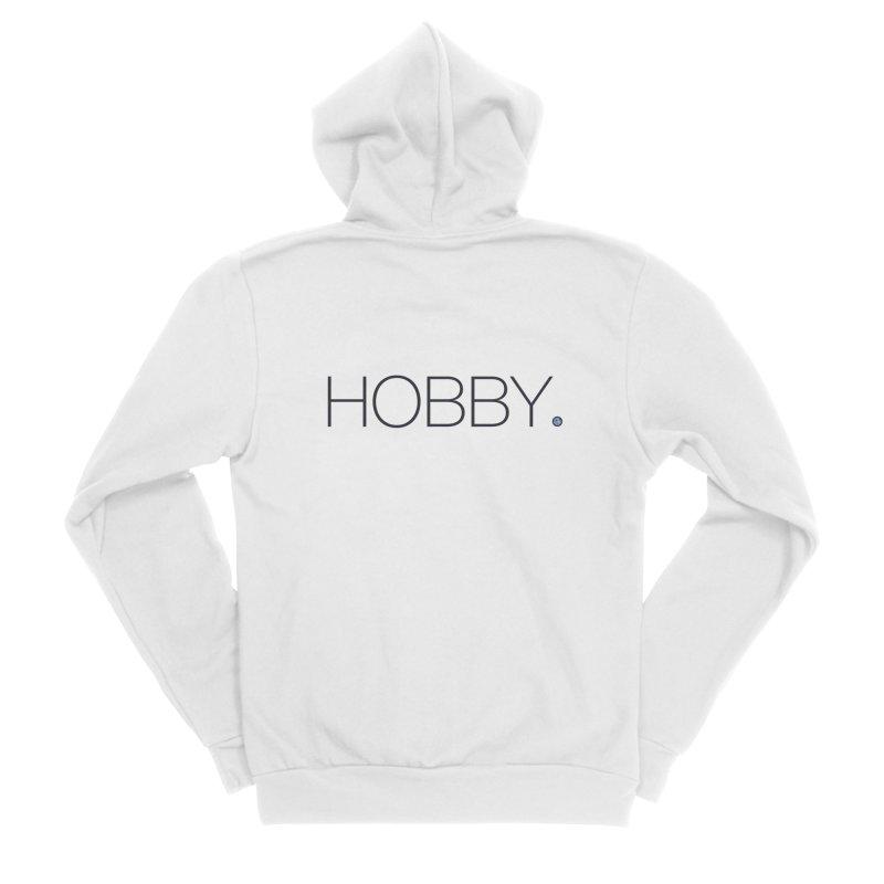 HOBBY. Men's Zip-Up Hoody by Hobby Night in Canada Podcast