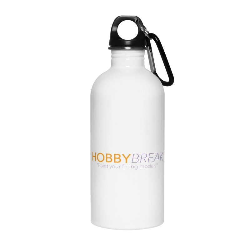 Hobby Break Accessories Water Bottle by Hobby Night in Canada Podcast