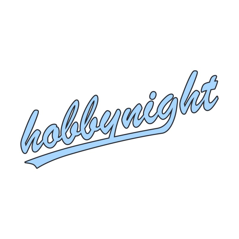 Hobby Night - Play Ball Men's Longsleeve T-Shirt by Hobby Night in Canada Podcast