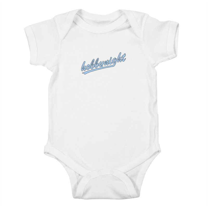Hobby Night - Play Ball Kids Baby Bodysuit by Hobby Night in Canada Podcast