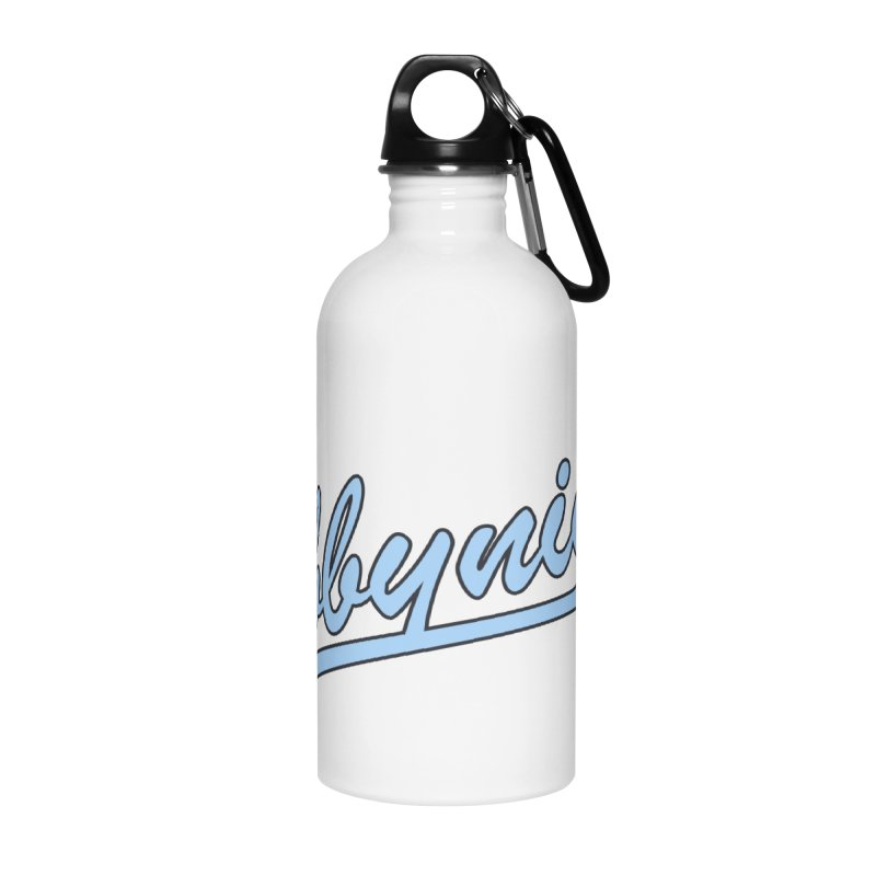 Hobby Night - Play Ball Accessories Water Bottle by Hobby Night in Canada Podcast