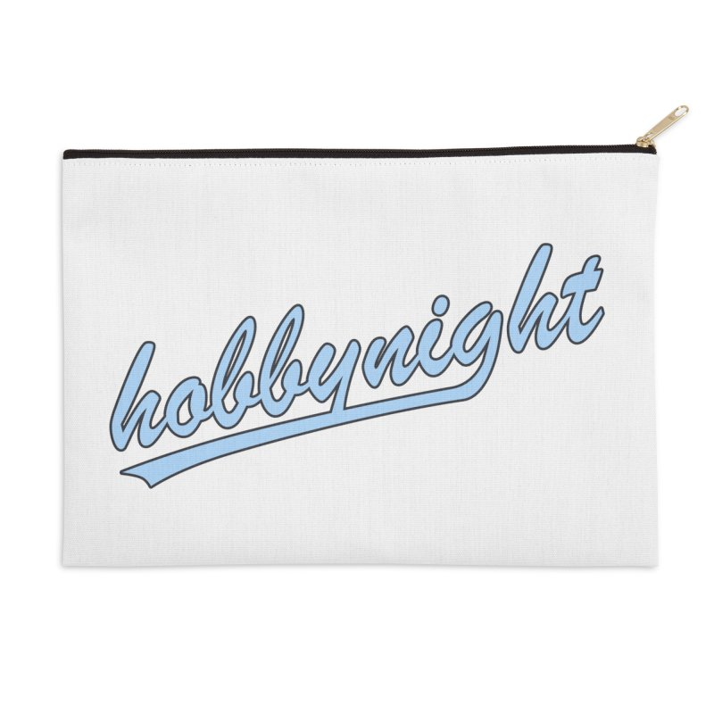 Hobby Night - Play Ball Accessories Zip Pouch by Hobby Night in Canada Podcast