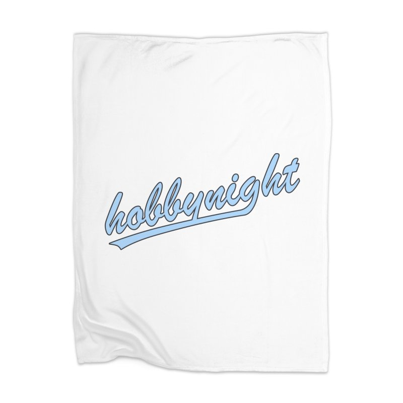 Hobby Night - Play Ball Home Blanket by Hobby Night in Canada Podcast