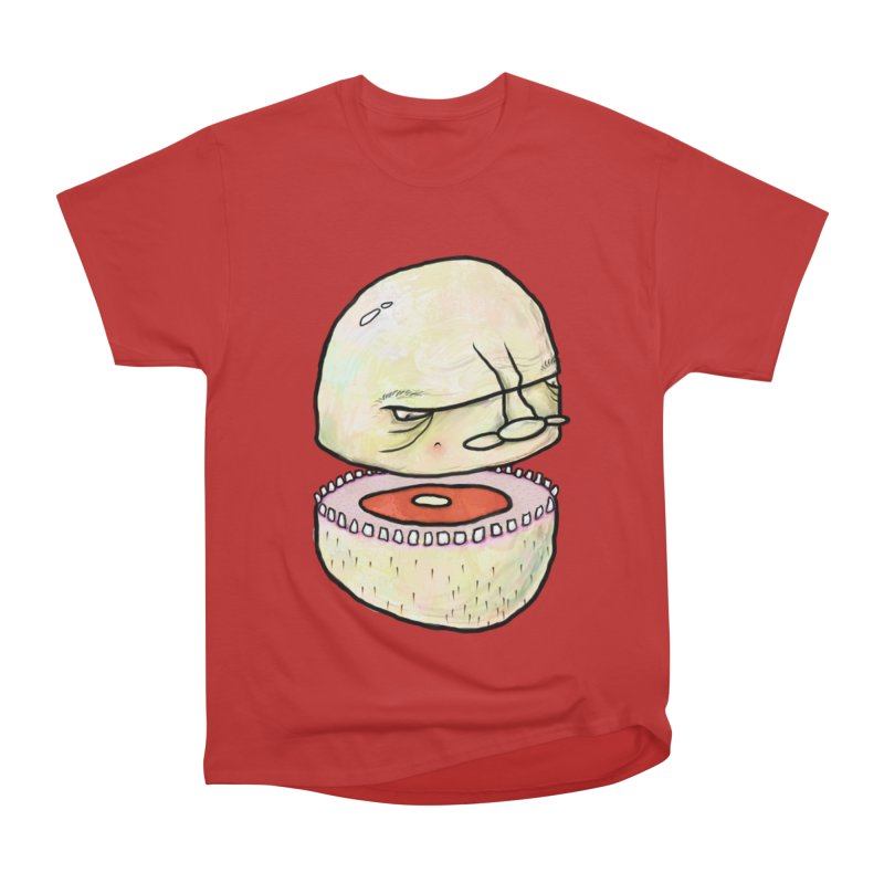 Bifurcated Head Men's T-Shirt by Hodge