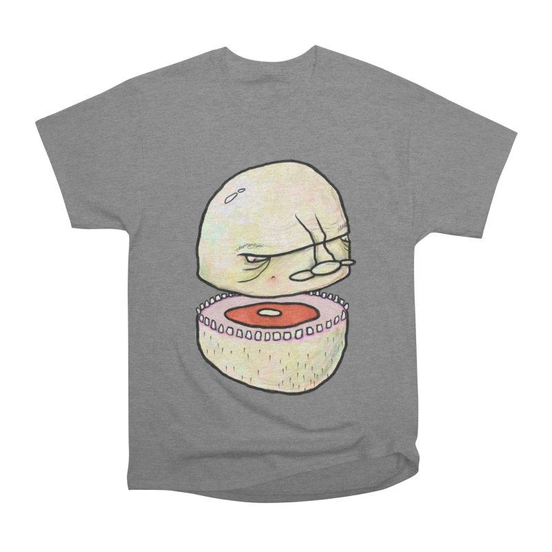 Bifurcated Head Women's Heavyweight Unisex T-Shirt by Hodge