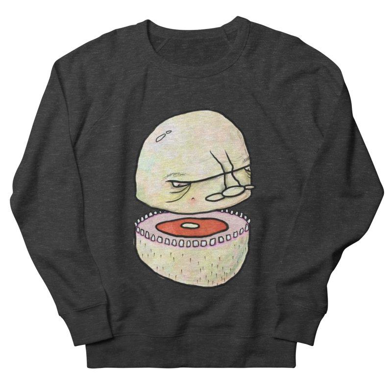 Bifurcated Head Women's French Terry Sweatshirt by Hodge