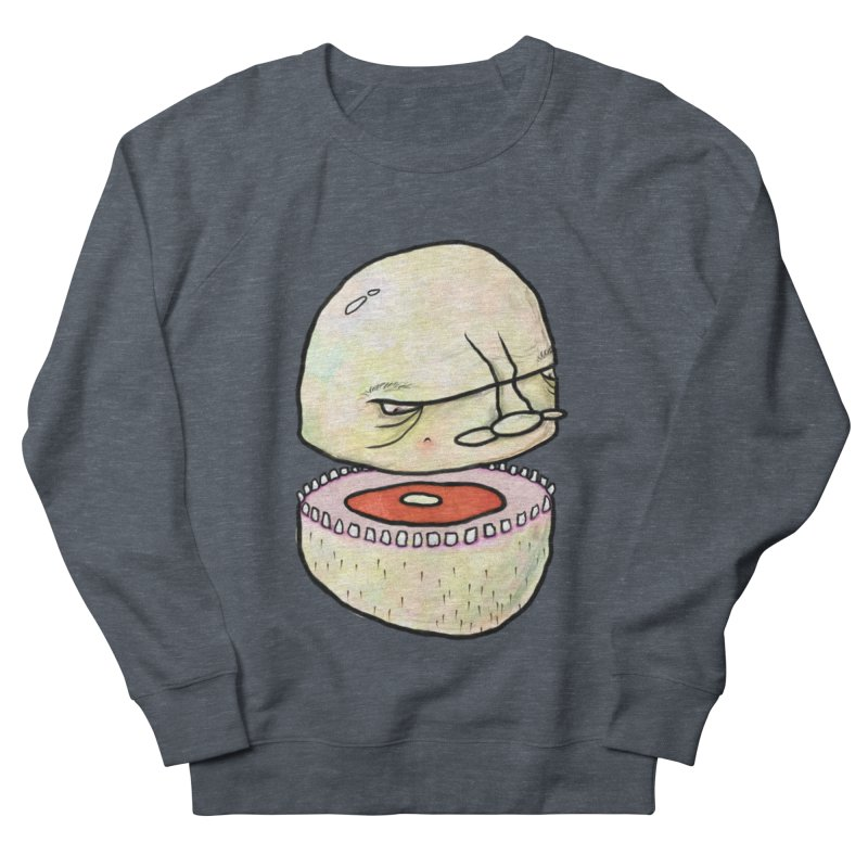 Bifurcated Head Women's Sweatshirt by Hodge