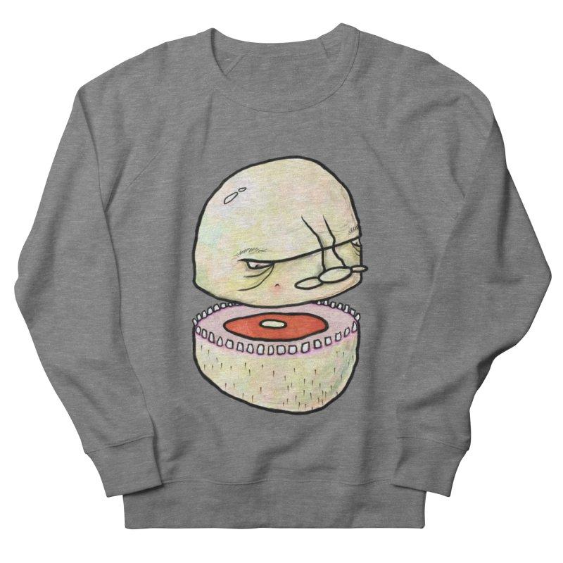 Bifurcated Head Men's Sweatshirt by Hodge