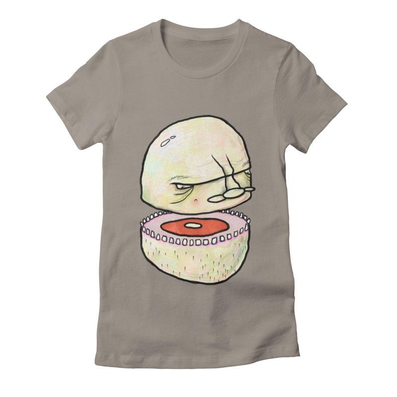 Bifurcated Head Women's T-Shirt by Hodge