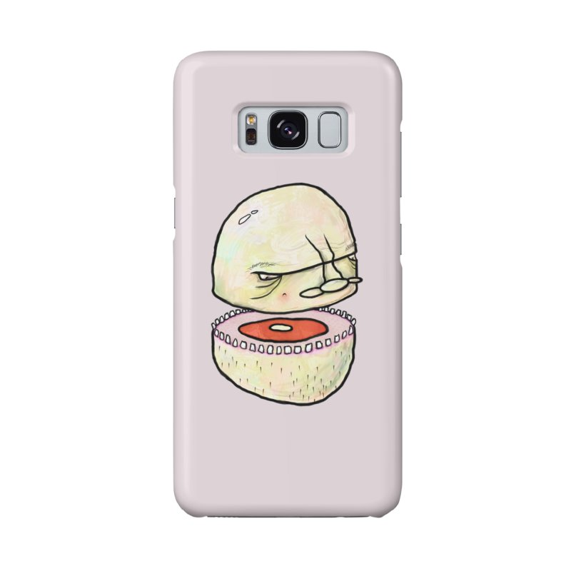 Bifurcated Head Accessories Phone Case by Hodge
