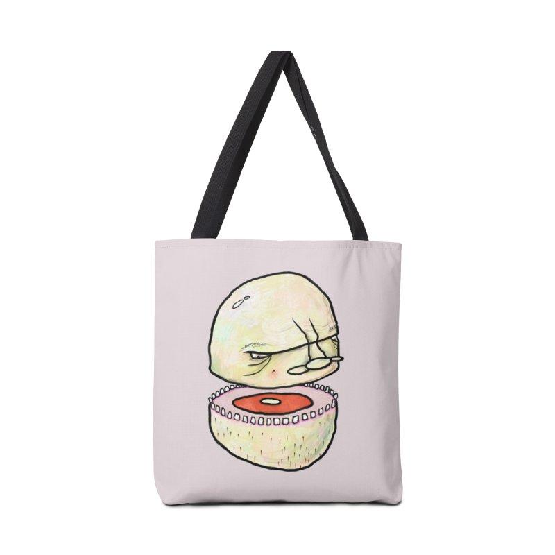 Bifurcated Head Accessories Bag by Hodge