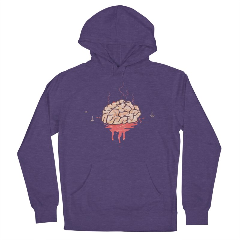 It's Somebody's Brain Women's Pullover Hoody by Hodge