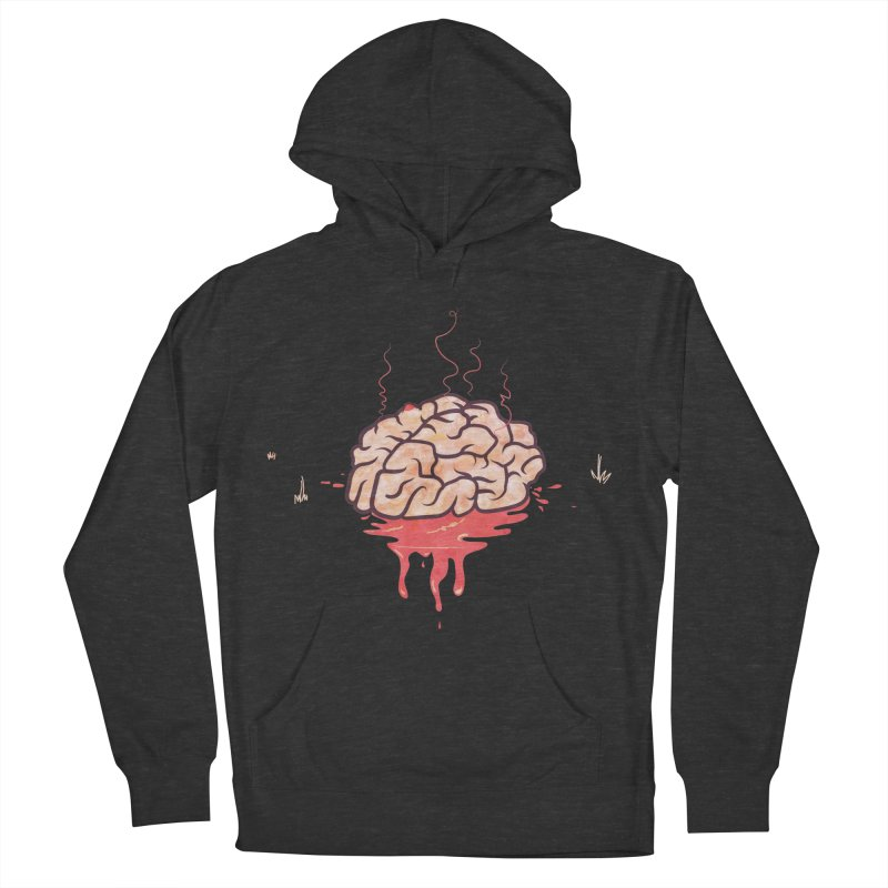 It's Somebody's Brain Women's French Terry Pullover Hoody by Hodge