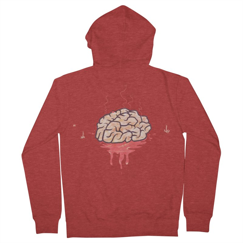 It's Somebody's Brain Women's Zip-Up Hoody by Hodge