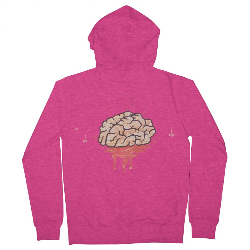 It's Somebody's Brain Women's Zip-Up Hoody by Hodge