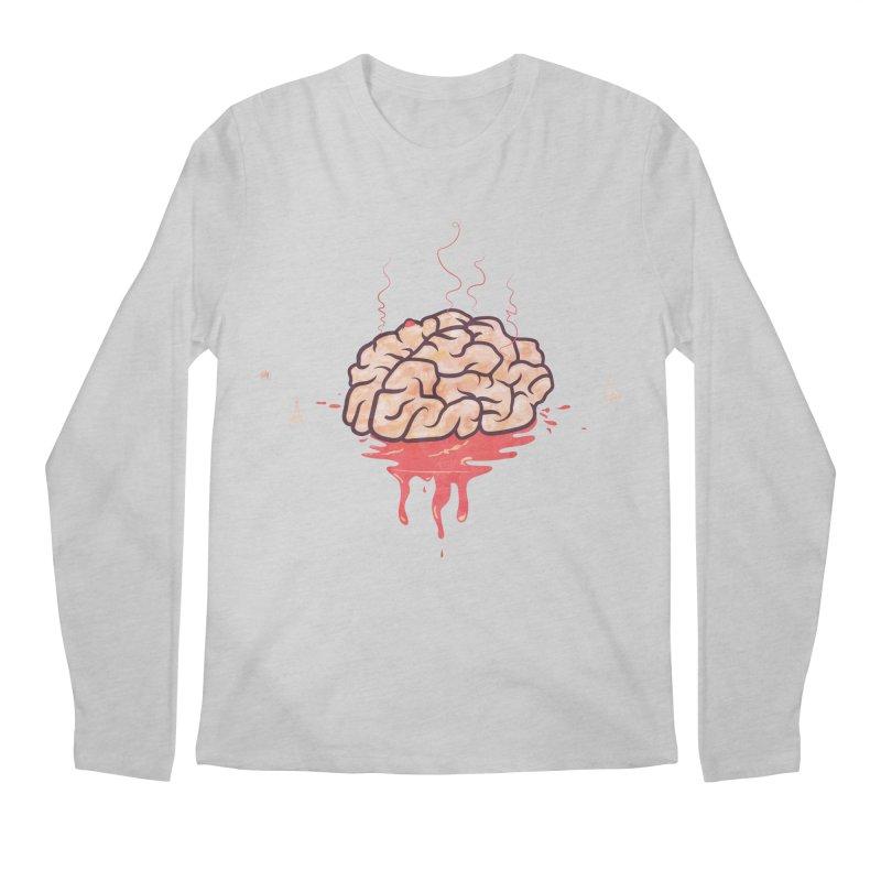 It's Somebody's Brain Men's Regular Longsleeve T-Shirt by Hodge