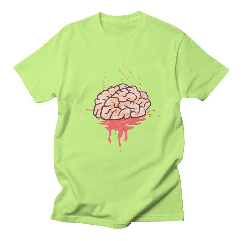 It's Somebody's Brain Men's T-Shirt by Hodge
