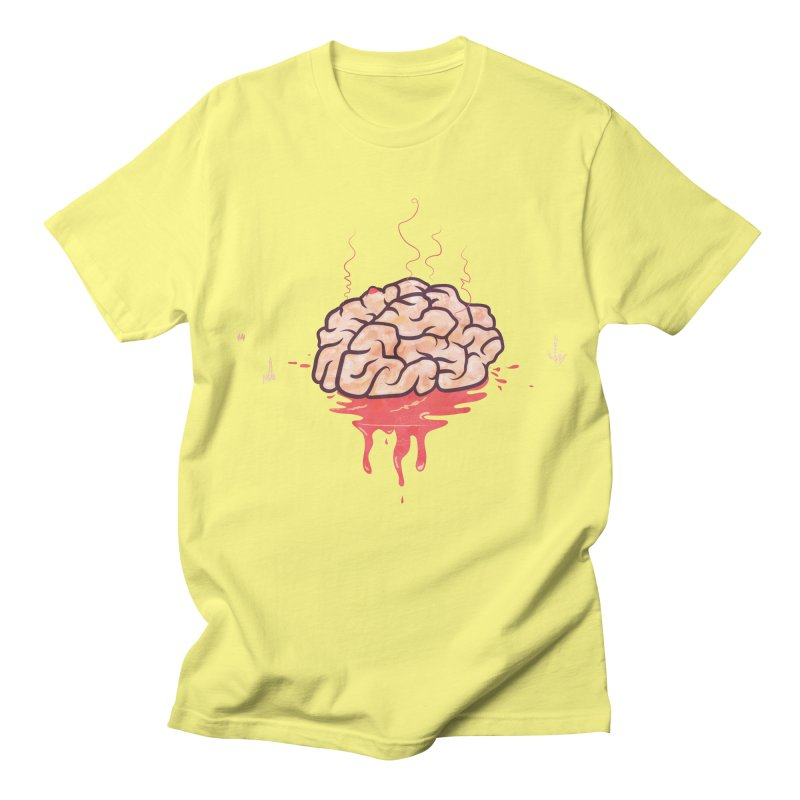 It's Somebody's Brain Men's T-Shirt by Hodge