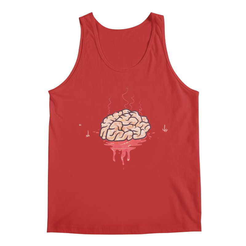 It's Somebody's Brain Men's Regular Tank by Hodge