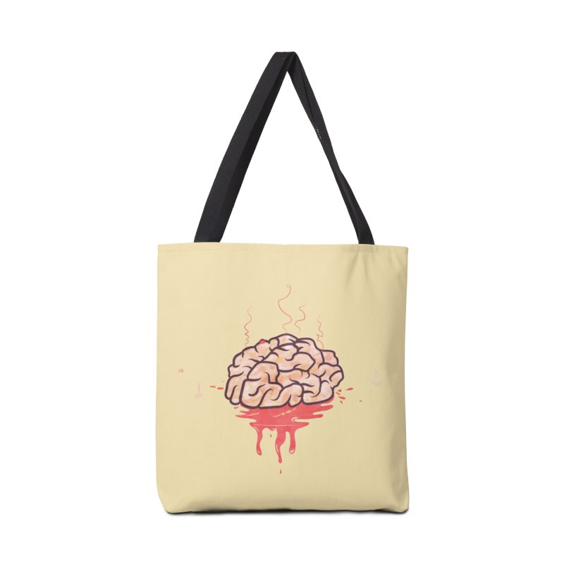 It's Somebody's Brain Accessories Tote Bag Bag by Hodge