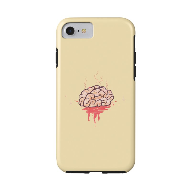 It's Somebody's Brain Accessories Phone Case by Hodge