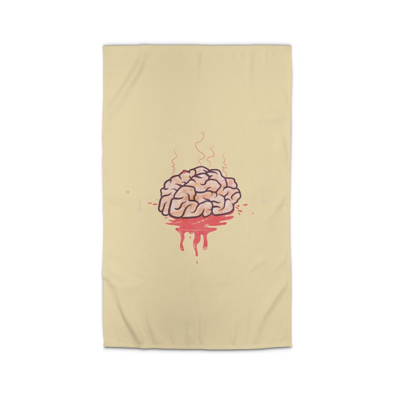 It's Somebody's Brain Home Rug by Hodge